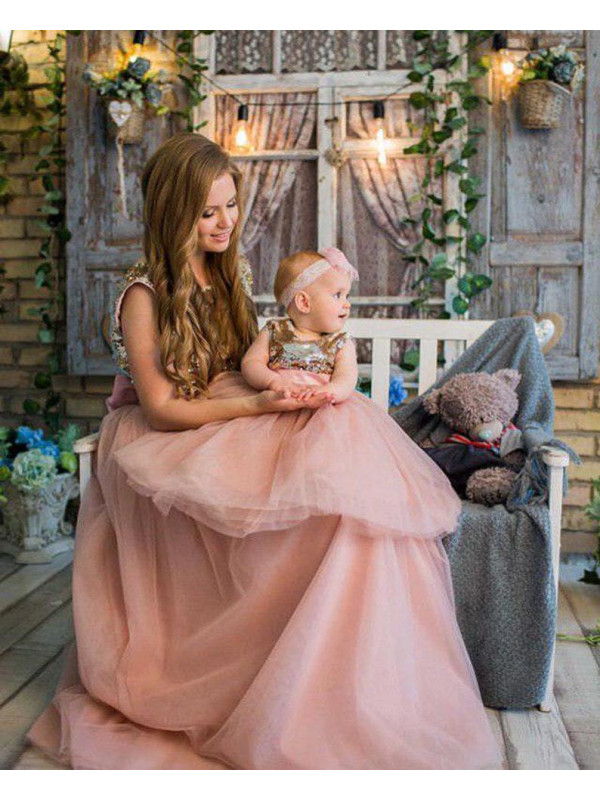 Cora Mom and Daughter Dress