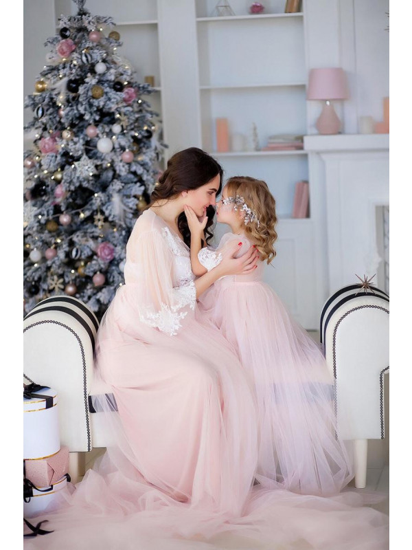 Lucy Mom and Daughter Dress
