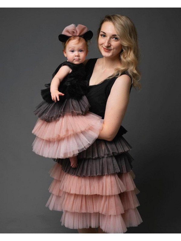 Judy Mom and Daughter Dress