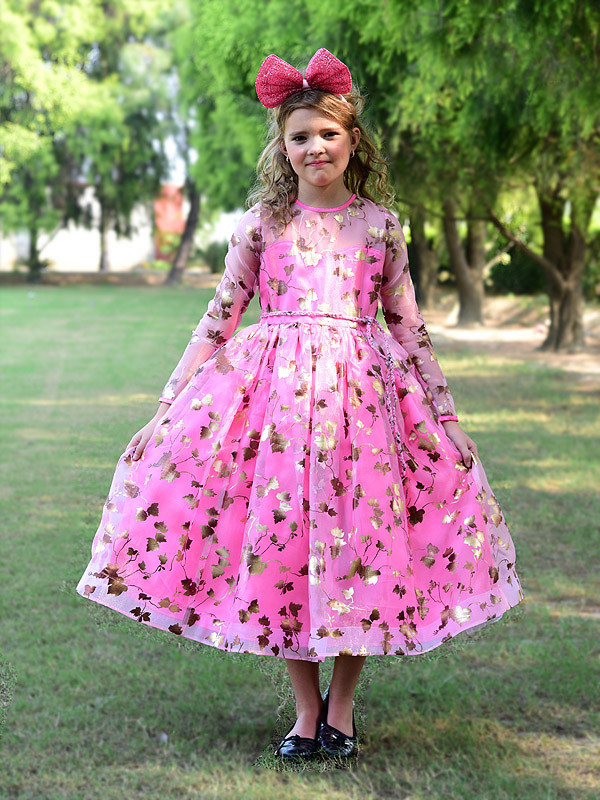 Maria Gown Pink