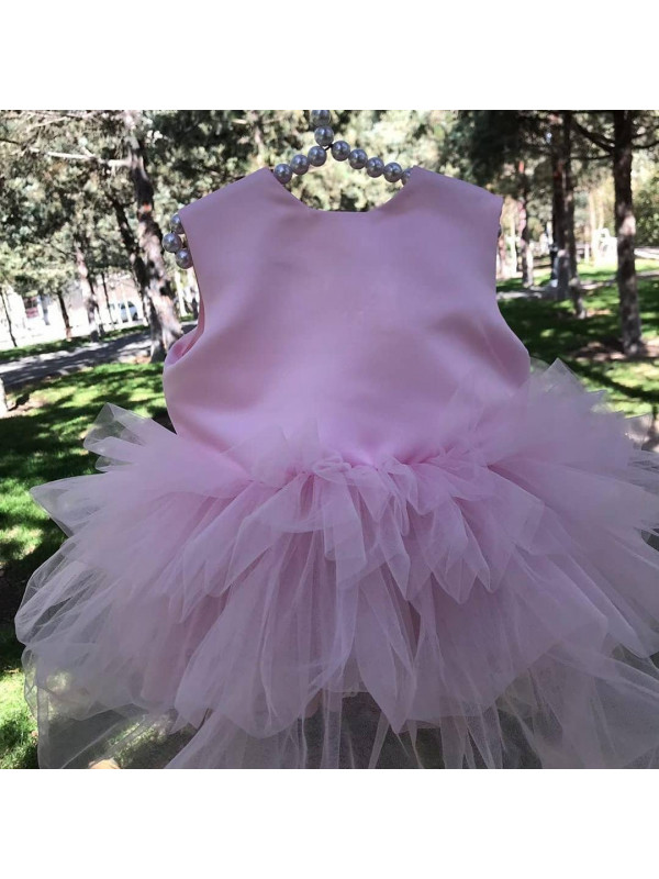 Zolindu Sorrel Girls Dress