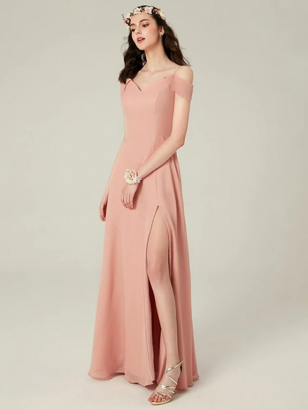 Zolindu Lola dusty rose Dress