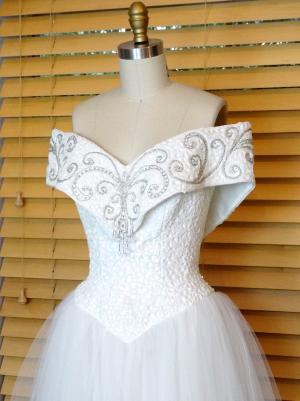 Zolindu Pippa Wedding Dress