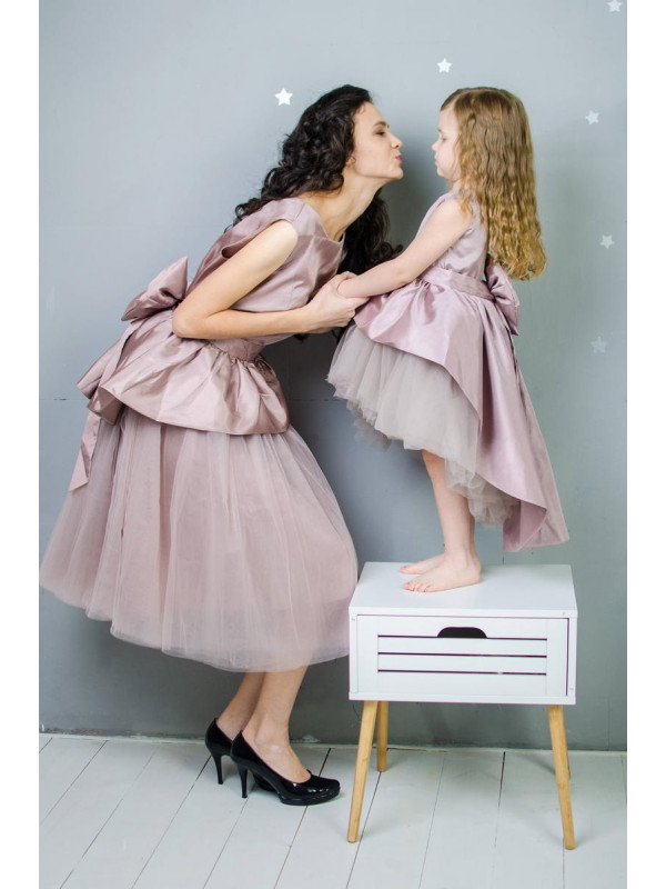 Judith Mom and Daughter Dress