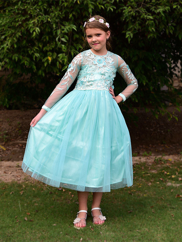 Sydney Dress ArcticBlue