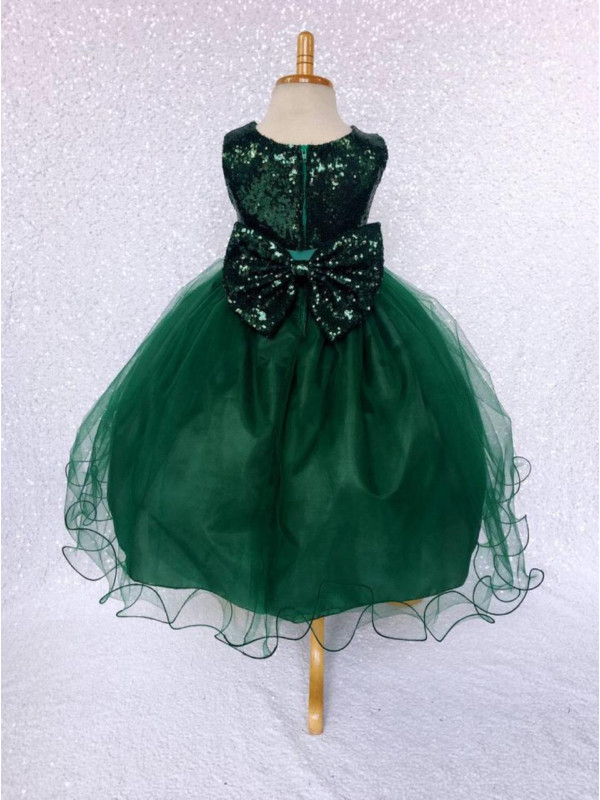 Zolindu Naomi Girls Dress